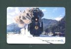 JAPAN  -  Magnetic Phonecard As Scan (351-003) - Japan