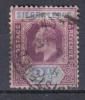 AP1241 - SIERRA LEONE , Edoardo VI 2 1/2 Penny N. 66 Fil MultiCA - Sierra Leone (...-1960)