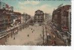 Bruxelles Place De Brouckère Tram Old Timer - Brussels (City)