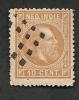 INDES NEERLANDAISES  -  N°  8 A (A) -  Y & T -  O - Cote  3 € - Nederlands-Indië