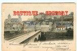 41 - SAINT AIGNAN - Vue Panoramique - Cliché 1900 Couleur BF N° 4 - Dos Scané - Saint Aignan