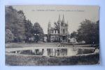 CPA  (132)  Hénin-Liétard Le Parc Public Et Le Chateau - Calais