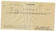 Paris Nord Telegramme Publicitaire Hotel Terminus - Collections
