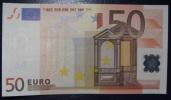 50 EURO J072H2 Italy Serie S Perfect UNC - EURO