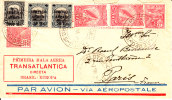 Let. De PELOTAS Par AEROPOSTALE.Cachet Spécial Tentative Retour De Mermoz 7 Juin 1930. PRMERA MALA  AEREA... - Brasilien