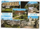 CETINJE-traveled - Montenegro