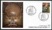 1993 Italia, Fiera Di S.Ambrogio Chiese Milanesi Parrocchia Di San Satiro - Churches & Cathedrals