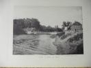 Photo De Jh Et P. Jumpertz.    YPRES.   Porte De Menin.      1900-05.      (animée) - Antiche (ante 1900)