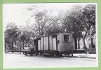 CF LA LOMA : Fourgon Automoteur JM 24. Estado. 2 Scans. Collection Pérève - Trains