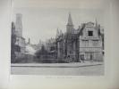 Photo De Jh Et P. Jumpertz.      BRUGES.   Quai Du Rosaire.      1900-05. - Photos