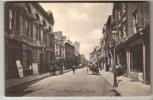 Warwickshire - Rugby, High Street - Postcard 1906 - Altri