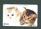 JAPAN  -  Magnetic Phonecard As Scan (111-083) - Japan