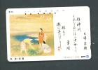 JAPAN  -  Magnetic Phonecard As Scan (311-029) - Japan