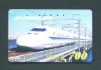 JAPAN  -  Magnetic Phonecard As Scan (231-302) - Japan