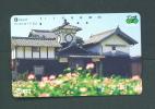 JAPAN  -  Magnetic Phonecard As Scan (371-037) - Japan