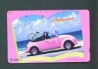 JAPAN  -  Magnetic Phonecard As Scan (291-158) - Japan