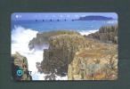 JAPAN  -  Magnetic Phonecard As Scan (311-022) - Japan