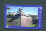 JAPAN  -  Magnetic Phonecard As Scan (391-193) - Japan