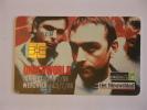 Telefoonkaart Telecard Belgacom Belgique België TW Underworld - Musique