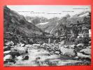 Forno Alpi Graie (TO) - La Stura E Ponte Al Santuario - 1963 - Viaggiata - Andere Städte
