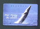 JAPAN  -  Magnetic Phonecard As Scan (371-101) - Japan