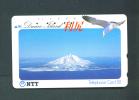 JAPAN  -  Magnetic Phonecard As Scan (430-148) - Japan