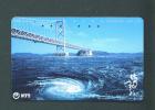 JAPAN  -  Magnetic Phonecard As Scan (371-081) - Japan