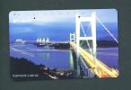 JAPAN  -  Magnetic Phonecard As Scan (351-036) - Japan