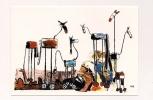 ###CP, 4e Salon De L´Image Et De L´Ecrit 9 & 10 Juin 2007, 86- Montmorillon, Création René Souchaud, Vierge - Bourses & Salons De Collections