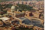 Citta Del Vaticano Piazza E Basilica Di S. Pietro 1979 - Vatican