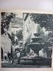 La Riviera Française , Grasse , Place Aux Aires , Fontaine , Héliogravure 1950 - Documents Historiques