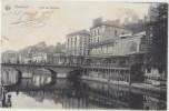 Cpa  Belgique Hainaut Charlerol Pont De Sambre - Charleroi