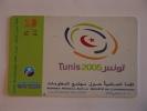 Tunisie Télécom Tunis 2005 Sommet Mondial Sur La Société De L'information Used - Telefonkarten