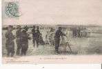 L'ARTILLERIE AU CAMP DE CHALONS (46) - Manovre