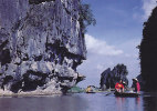 VIETNAM - AK 111884 Ninh Binh Landscape - The Way To Tam Coc - Vietnam