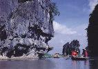 VIETNAM - AK 111884 Ninh Binh Landscape - The Way To Tam Coc - Viêt-Nam