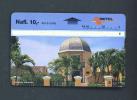 CURACAO  -  Optical Phonecard/The Octagon As Scan - Antilles (Netherlands)