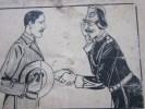 Le Gendarme De Gentlemen : Pierre Vieillefosse Rue Cirius  Hugues à La Seyne-sur-Mer Chromo,image - Cromos