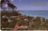 TARJETA DE ANTIGUA Y BARBUDA DE DICKENSON BAY  6CATC - Antigua And Barbuda