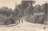 92 CHATENAY Des Passants Dans La  Rue De Chateaubriand Et La VALLEE D' AULNAY En 1913 - Chatenay Malabry