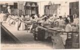 VICHY PASTILLERIE D'ETAT ATELIER DE CARTONNAGE METIER INDUSTRIE 1900 ALLIER - Vichy