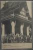 LAOS CPA VIENTIANE LA PAGODE DE SI SA KET 1910 Collection Raquez Etat Moyen - Laos