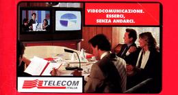 Nuova - MNH - ITALIA - Scheda Telefonica - Telecom - PRIVATE - PRP 328 - Fiera Del Levante - Italië