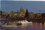 Parliament Buildings Illuminated Victoria B.C. - Victoria