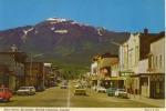 Main Street Revelstoke British Columbia Canada - Colombie Britannique