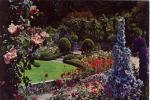 The Butchart Gardens Victoria B.C. Delphinium Time - Victoria