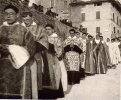 Umbria - COPIA FOTOGRAFICA NUOVA Tratta Da Cartolina Antica ASSISI, PROCESSIONE DELLE PIANETE - PERFETTA - Perugia