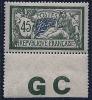 """YT 143 """" Merson 45c. Vert Et Bleu GC """" 1907 Neuf* Papier GC - 1900-27 Merson"""