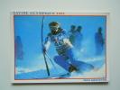 Savoie Olympique 1992 ,  G . Vandystadt , Slalom Spécial Homme - Sports D'hiver