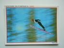 Savoie Olympique 1992 ,  G . Vandystadt , Saut à Ski - Sports D'hiver